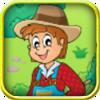 儿童农场拼图