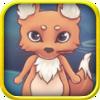 狐狸捡宝石
