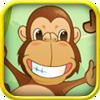 小猴子丛林跳跃